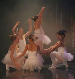 gutter dans ballett