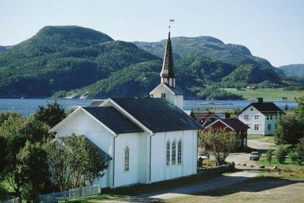 Agdenes kirke