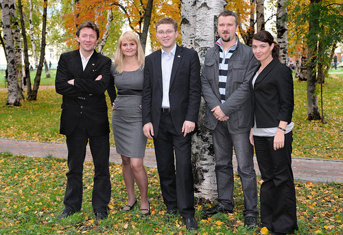 Barents Secretariat Russian employees