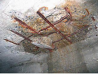 Karbonatisering betong