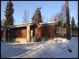 Skådalen skole for døvblindfødte.