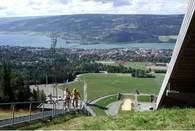 View from Lysgaardsbakken