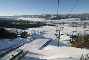 Winter in Lillehammer