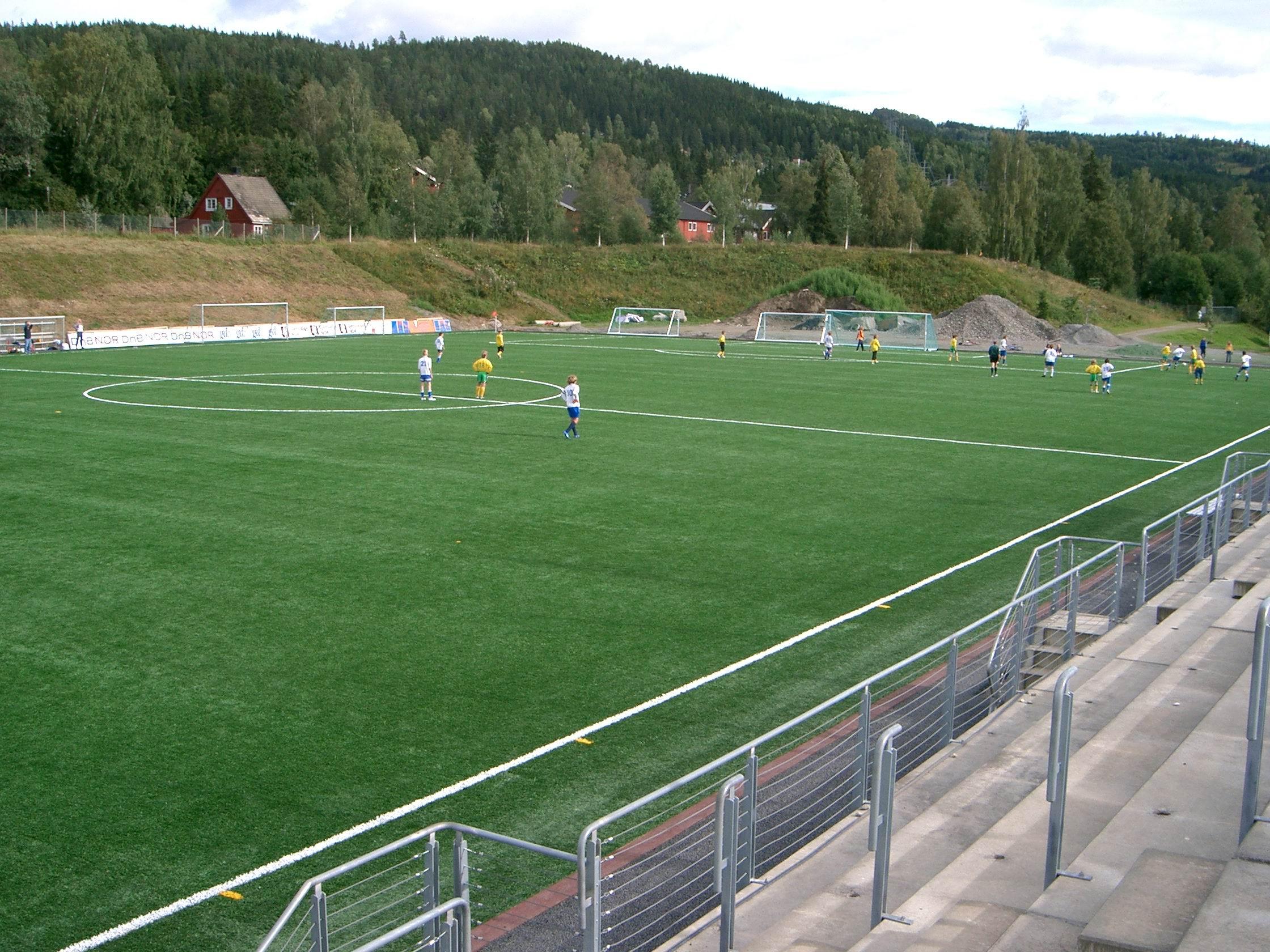 fotballkamp Stampesletta