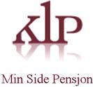 KLP min side pensjon