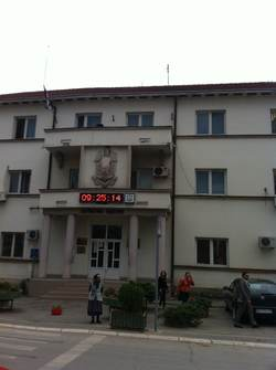 City Hall Bujanovac