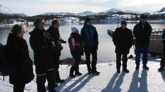Tur ungdom og ordførere, 19. mars 2012