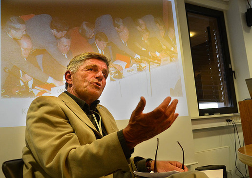 Sverre Jervell, Norwegian Ministry of Foreign Affairs