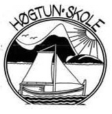 høgtun skole logo