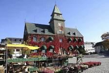 Market at Stortorget
