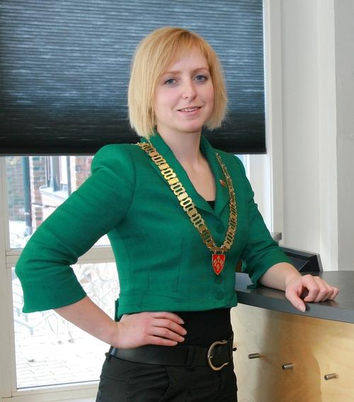 Ordfører Ida Stuberg