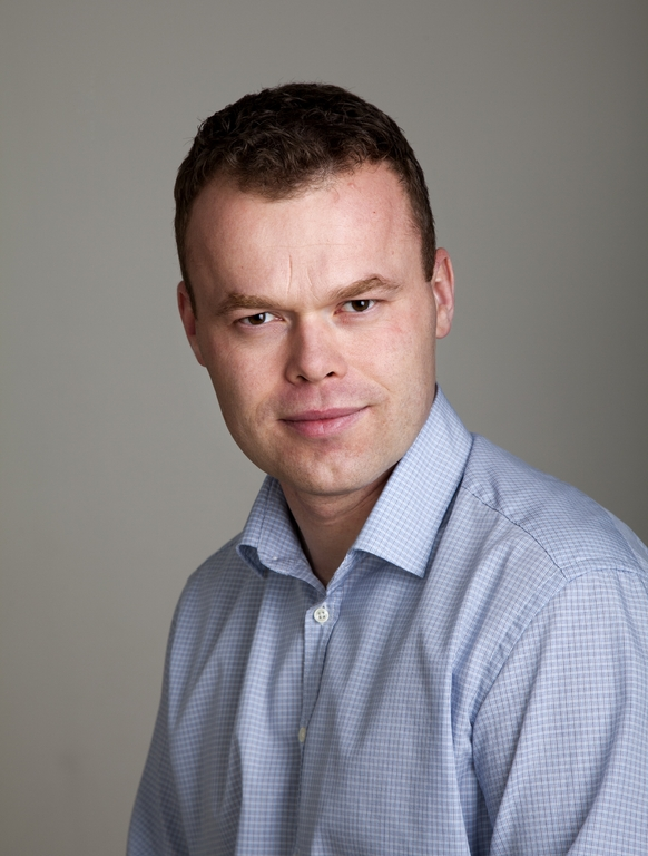 Espen Granberg Johnsen. Foto: Kirsti Hovde