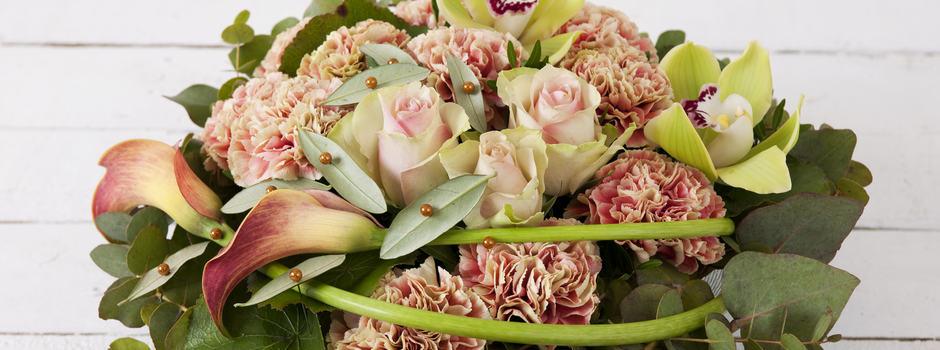 blomsterdekorasjoncalla