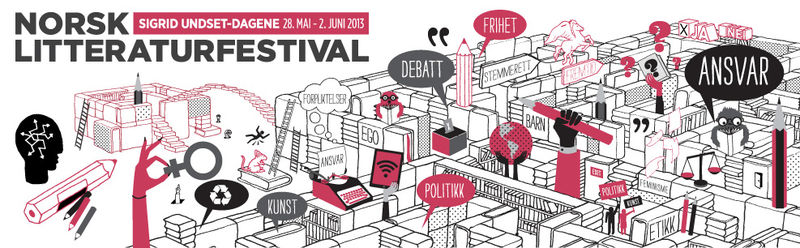 Litteraturfestival header