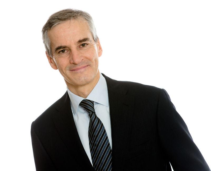 Helse- og omsorgsminister Jonas Gahr Støre