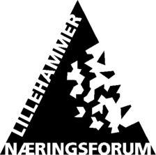Logo Lillehammer næringsforum