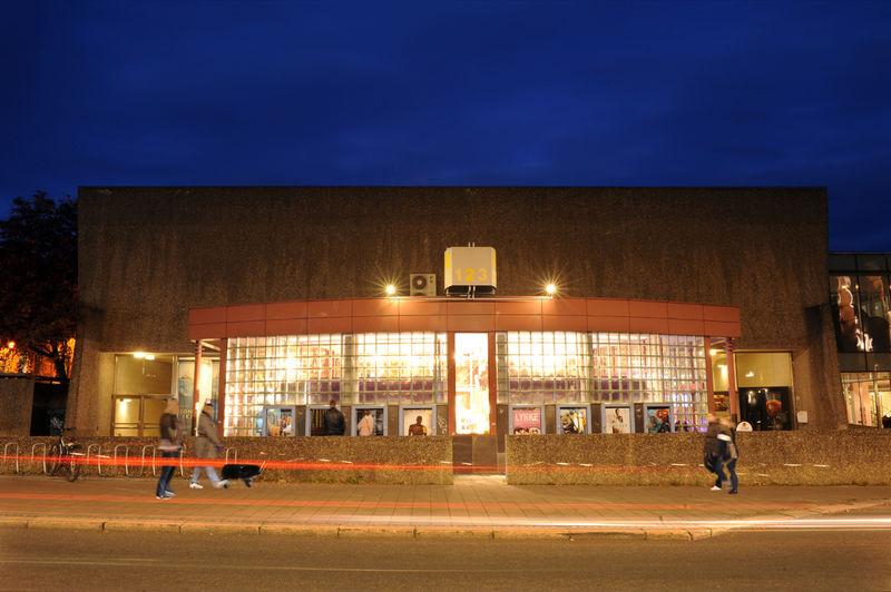 Lillehammer kino. Foto Esben Haakenstad