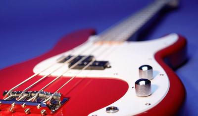 Bilete av gitar