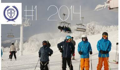 Glød #1 2014 - Framside