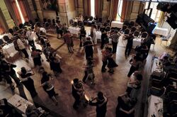 GD tango i Festsalen 070714