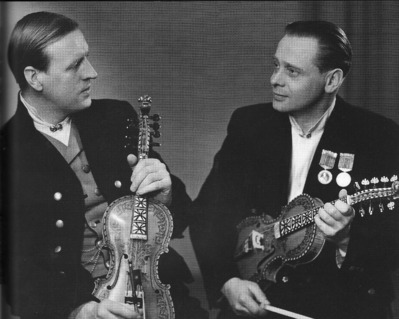 Sigbjørn B. Osa og Gjermund Haugen