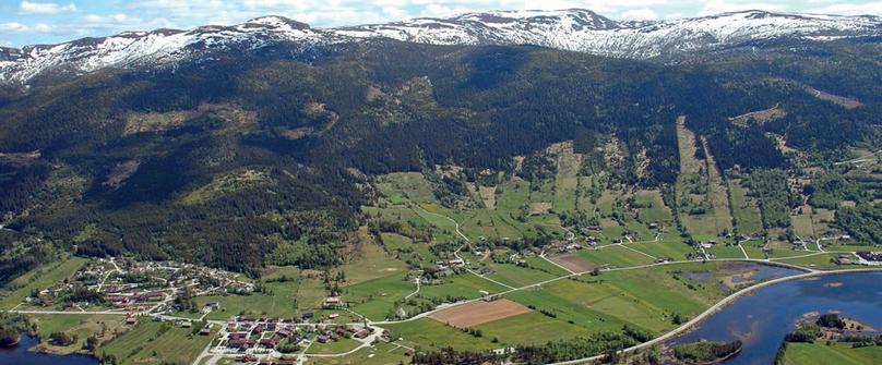 Foto frå Setesdal regionråd og BI