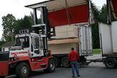 Transporten av trelast blir mer kostnadseffektiv dersom man kan benytte modulvogntog med 25,25 m lengde og 60 tonn totalvekt.