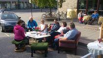 Møte i arbeidsgruppa for mobilitetsuka 2014