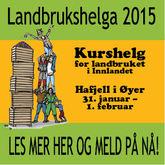 Landbrukshelg 2015 banner 3