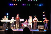 Kulturskolebandene med konsert