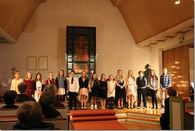 Konsert i Øksfjord kirke