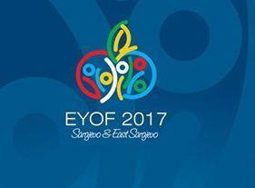 EYOF, logo