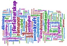 Illustrasjon, tekst og ord
