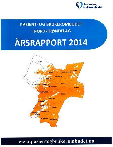 Årsrapport 2014_Pasient- og brukerombudet