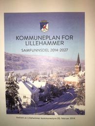 Kommunedelplan, samfunnsdel 2014-2027