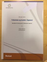 Folkehelse og levekår i Oppland