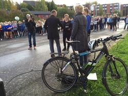 smestad ungdomskole sykkel generelt