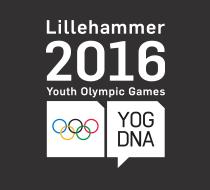 Ungdoms-OL 2016 logo