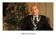 Ordfører Nils Foshaug