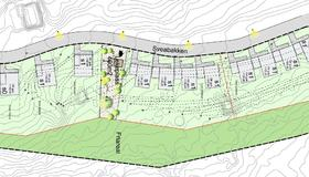 Bilde av reguleringsplan for Svebergmarka B13, Planid 201502