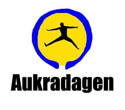 logoen til Aukradagen