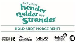 Hold Midt-Norge rent!