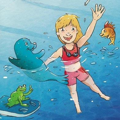 Svømmebilde