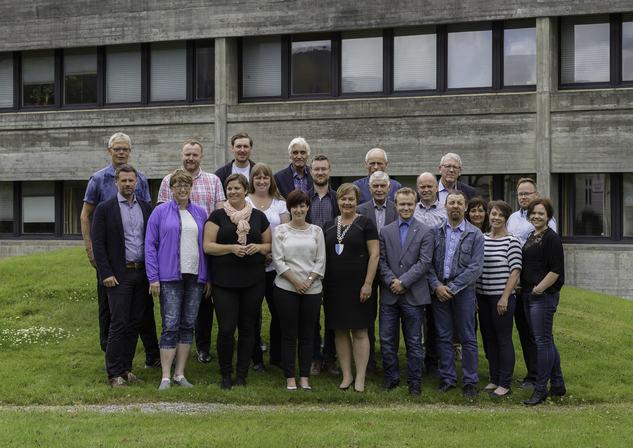 Kommunestyret 2015-2019