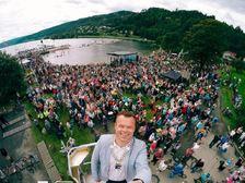 Norgesrekord i selfie