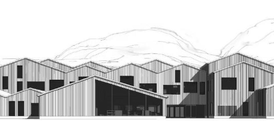 Nytt skolebygg