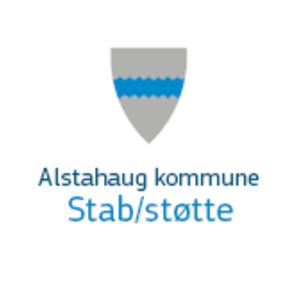 stående logo stabstøtte