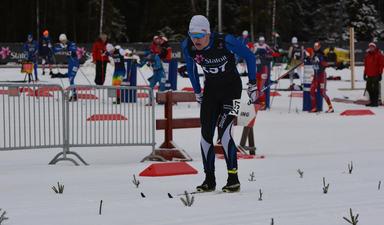 Kristoffer sprint heat