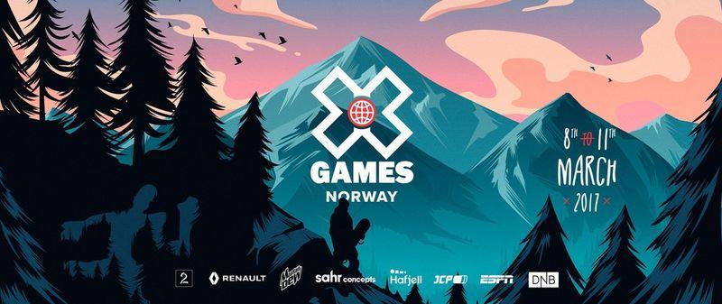 x games banner