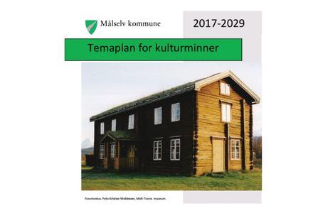 Temaplan for kulturminner